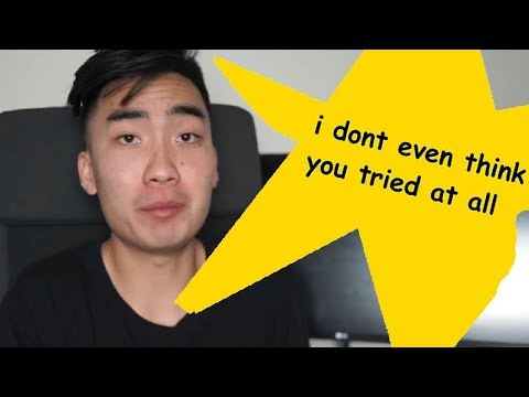 PSA: For the idiots that say I said what idubbbz had said, I recorded this before any content came out about rice's response. I said that in the video, you just can't read.*********...