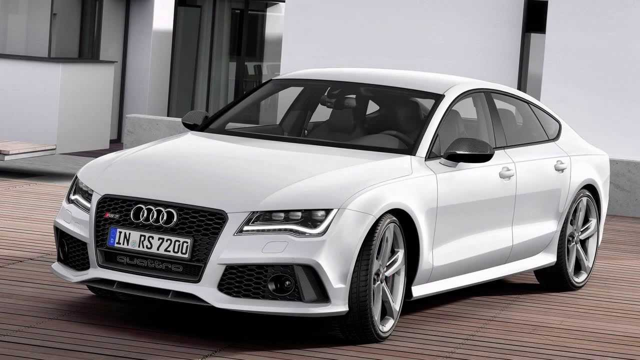 Audi Rs7 Sportback 2014 Youtube