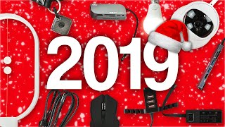 Top 10 Cool Tech Under £50 - 2019 Holiday Edition!