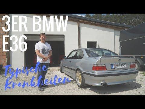 3er BMW E36 Kaufberatung | Teil 1 - Typische Krankheiten / Technik & Rost usw