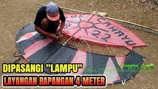 download lagu Layangan Bapangan 4meter Full Lampu gratis