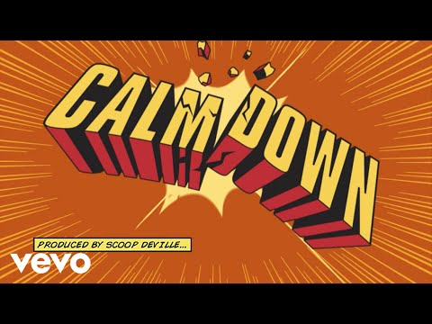 Busta Rhymes - Calm Down (Lyric Video) ft. Eminem Music Videos