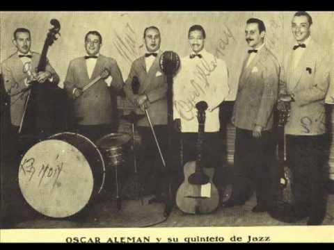 Melancolía - Oscar Alemán y su Quinteto de Jazz
