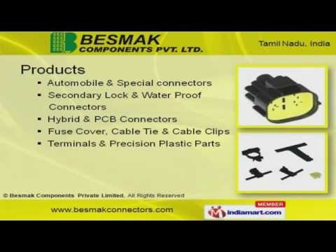Automotive Components by Besmak Components Private Limited, Chennai