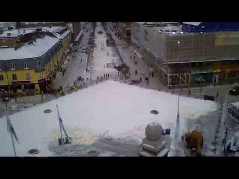 Timelapse Sapmi today construction