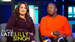 Sad News with Katy Mixon and Tituss Burgess