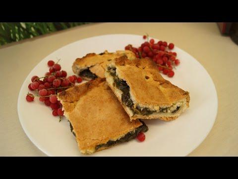 пирог со щавелем / вкуснятина