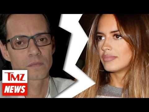 Marc Anthony Split with Wife   TMZ News