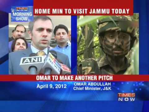 AFSPA debate: Omar to make another pitch?