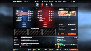 Warface - Clã -FrienDs_ Com Hack! Player: *_willefron_*