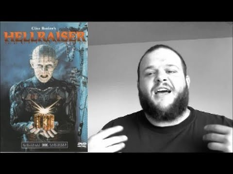 Hellraiser (1987) Movie Review Horror Classic video