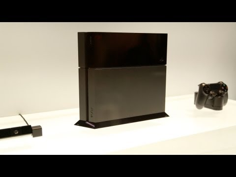 Sony Playstation 4 Hands On! (First Impressions & Gameplay)