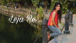 Leja Re Dance Dhvani Bhanushali Wedding Dance Nrityanjali