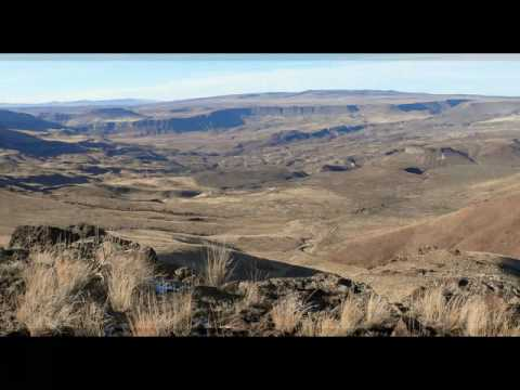 Jordan Craters, Oregon Video