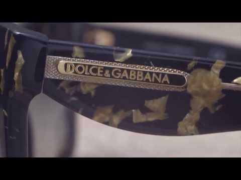 ▶ Golden Leaves Dolce&Gabbana Sunglasses Collection 2013 2014