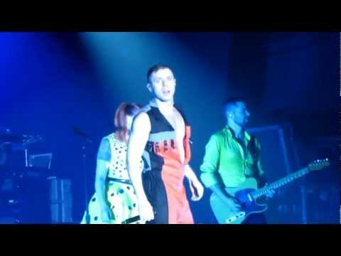 Scissor Sisters - Live in Madrid / European Tour 2012 [Full Show... Or well, most of it!]