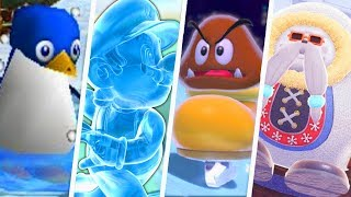 Evolution of Best Super Mario Winter Levels (1988 - 2018)