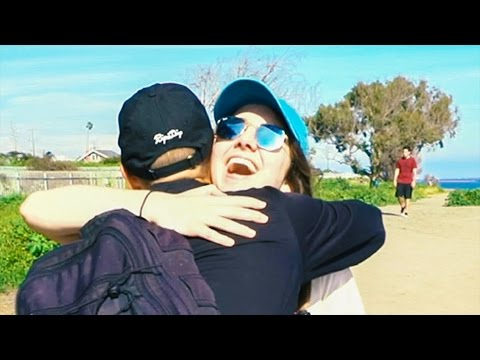 MY BOYFRIEND MEETS MY GIRLFRIEND!