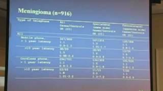 Lennart Hardell Presentation Part 2