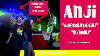 """ANJI bawakan lagu """"MENUNGGU KAMU"""" karyawan Petrokimia Gresik langsung ke INGET yang DISANA ! #Part3"""