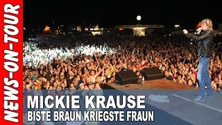 BISTE BRAUN KRIEGSTE FRAUN (HD, Official Ole) | Mickie Krause Mit Hammer Dance Moves | Olpe Ole