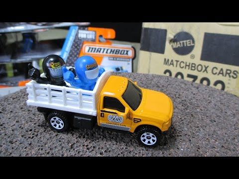 2014 M Matchbox Factory Sealed Case Unboxing By RaceGrooves