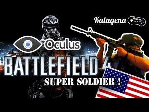 Battlefield 4   Bf4 - Oculus Rift :  [ Let's Play Video Facecam En   English ] video