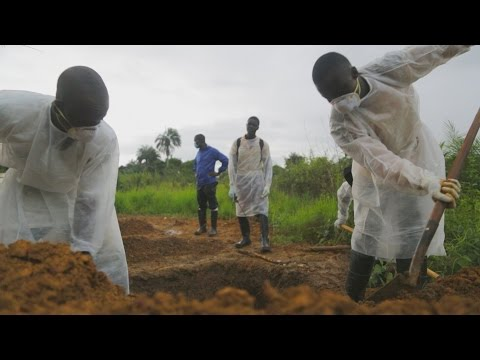 Liberia's Burial Teams Face Ebola Epidemic