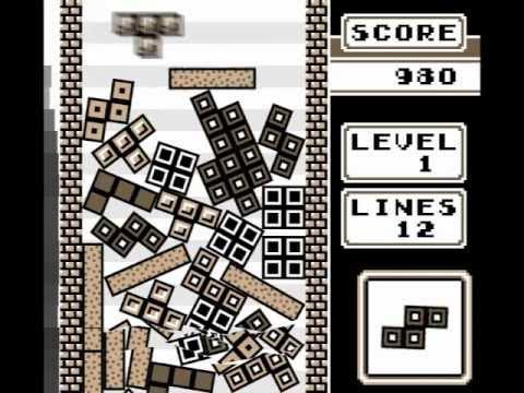 Not Tetris 2 с Нифёдовым