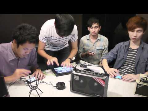 แสงสุดท้าย - bodyslam cover by วง iPhone - slide to unRock