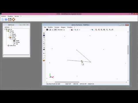 Creazione di contorni con le poligonali topografiche