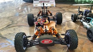 Automodelo para iniciantes! HSP Buggy Brushless RTR!...........Rc Franco da Rocha!
