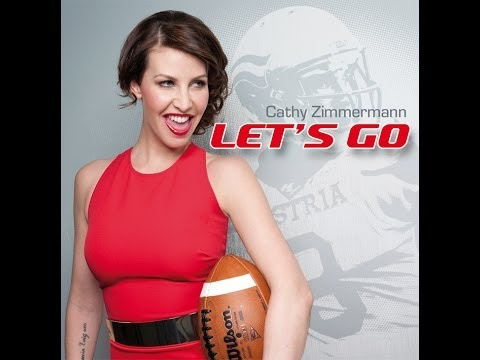 Cathy Zimmermann - Let´s Go! - Song for the Eat the Ball Football EC