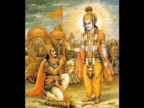 Bhagavad Gita Phala And Aarathi Om Jaya Geethe