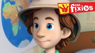 The Fixies | Level and The Camera | Fixies English | Cartoon For Kids | Wildbrain Cartoons