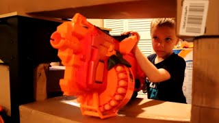 Nerf War:  The Ultimate Fort