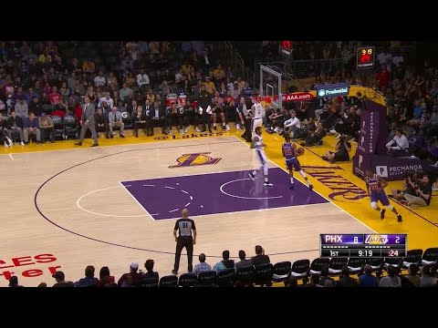 1st Quarter, One Box Video: Los Angeles Lakers vs. Phoenix Suns