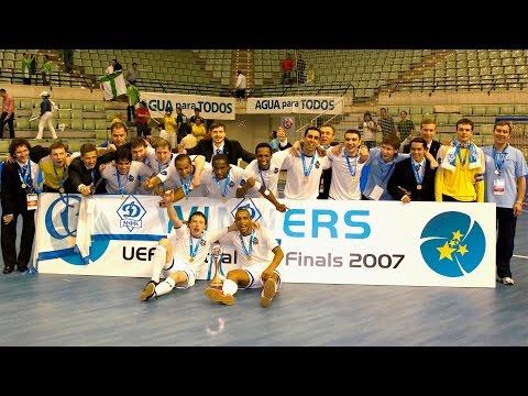 Победа Динамо в Кубке УЕФА!