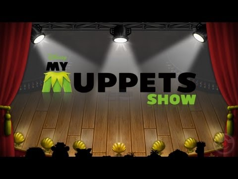 My Muppets Show - iPhone/iPod Touch/iPad - Gameplay