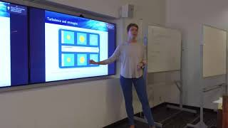 Maria Kleshnina - Marine bacteria foraging strategies - Game theoretic approach - UQ CBCS Seminar