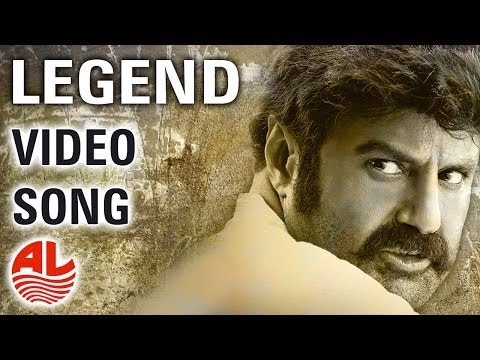 Latest Telugu Legend Video Songs Full Title Track | Balakrishana, Jagapathi [hd] video