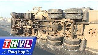 THVL | TX Bình Minh xảy ra tai nạn giao thông trên tuyến QL 1A