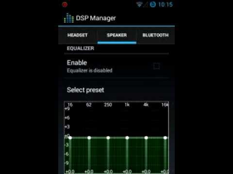 Sony Ericsson Live With Walkman - Android Jelly Bean 4.3 (CyanogenMod 10.2)