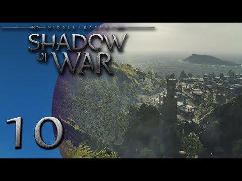 Middle-Earth: Shadow of War #10 - The Tower