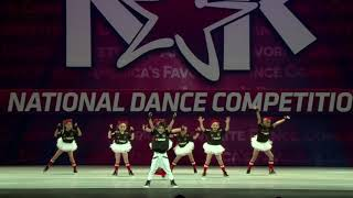 """The Rage Entertainment Complex """"Baby Rage Crew"""" choreographed by Tiffany Rojas"""