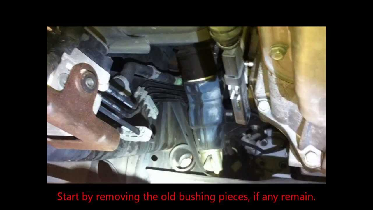 The Easiest Way To Fix Your Buick Rainier Shift Cable