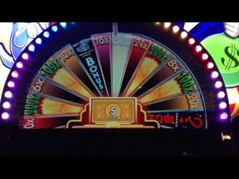 Super Monopoly money spin max bet quarters