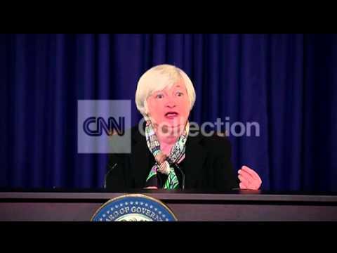 JANET YELLEN BRFG - PURPOSE OF CHANGE
