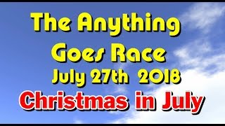 Anything Goes Race 2018  07  27 Christmas in July