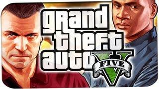 GTA 5 (GTA V) [HD+] ☆ #001 - Gangsta Shit in Los Santos! ☆ Let's Play GTA 5 (GTA V)
